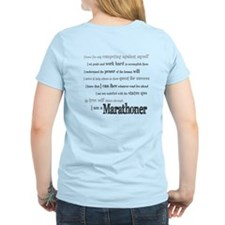 I Am a Marathoner T-Shirt