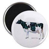 Holstein Cow Magnet
