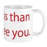 i &lt;3 u... Mug