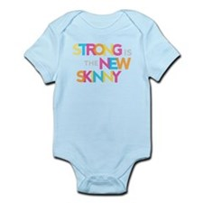 Strong is the New Skinny - Color Merge Infant Body