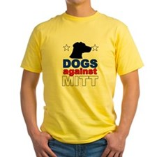 Dogs Against Mitt Romney 1 T