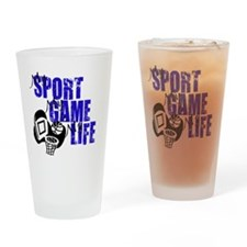 Basketball is My Life Drinking Glass