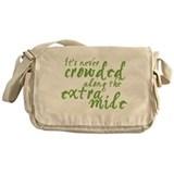 Extra Mile Messenger Bag