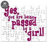 Passed by a Girl Puzzle