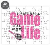 Tennis way of life Puzzle
