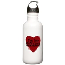 Her McSteamy Stainless Water Bottle 1.0L