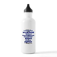 Example 1 blues Water Bottle