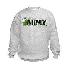 Fiance Combat Boots - ARMY Sweatshirt