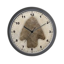 Arrowhead Wall Clock
