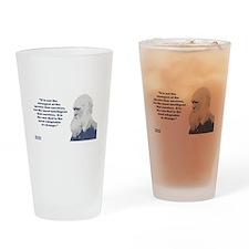 Darwin - Species Drinking Glass