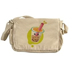 Boba Tea Messenger Bag
