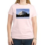 Lincoln Memorial Women's Pink T-Shirt