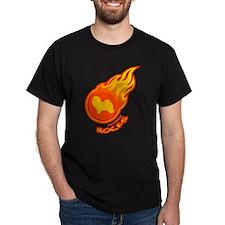 Havanese Black T-Shirt