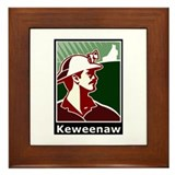 Keweenaw Heritage Framed Tile