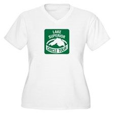 Lake Superior Circle Tour T-Shirt