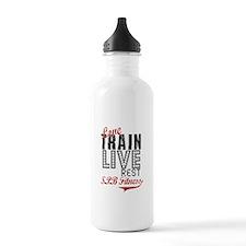 Love.Live.Train.Rest SPB Water Bottle