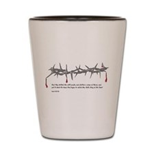 Crown of Thorns - Jesus Chris Shot Glass