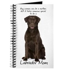 Chocolate Lab Mom Journal