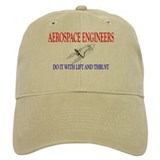 Aerospace Engineers Do It Baseball Cap