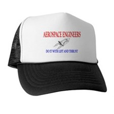 Aerospace Engineers Do It Trucker Hat