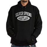 Silver Spring Maryland Hoodie