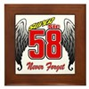 MS58SSwings Framed Tile