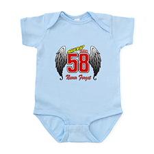 MS58SSwings Infant Bodysuit