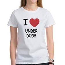I heart underdogs Tee