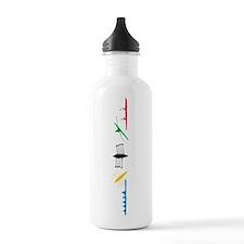 Rowing Sports Water Bottle