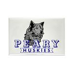 Husky Logo Magnet (10 pack)
