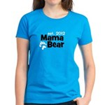 CUSTOM - MAMA BEAR - RUSSIAN- Women's Dark T-Shirt