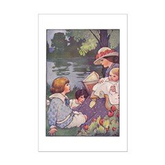 1900's By the River Posters