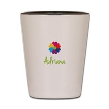Adriana Valentine Flower Shot Glass