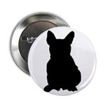 French Bulldog Silhouette 2.25