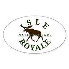 Isle Royale National Park Decal