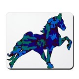 Tennessee walking horse Mousepad