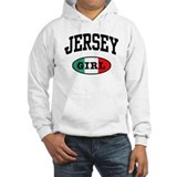 Italian Jersey Girl Hoodie Sweatshirt