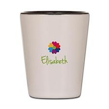 Elisabeth Valentine Flower Shot Glass