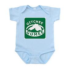 Gitchee Gumee - Lake Superior Infant Bodysuit