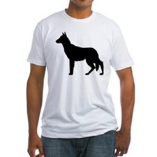 German Shepherd Silhouette Shirt
