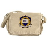 Buckner Hall Messenger Bag