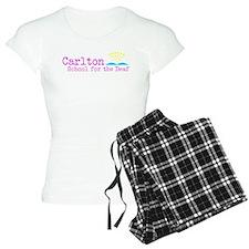Carlton School for the Deaf Pajamas
