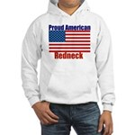 Proud American Redneck Hooded Sweatshirt