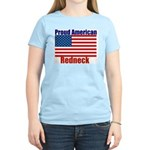 Proud American Redneck Women's Light T-Shirt