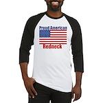 Proud American Redneck Baseball Jersey