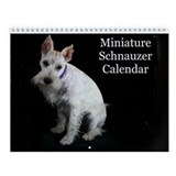 Miniature Schnauzer Calendar