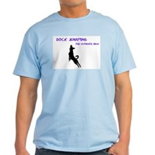 dock jumping 2 T-Shirt