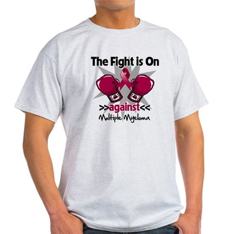 Fight Multiple Myeloma Light T-Shirt