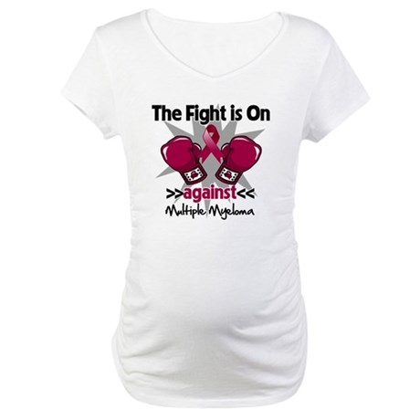 Fight Multiple Myeloma Maternity T-Shirt