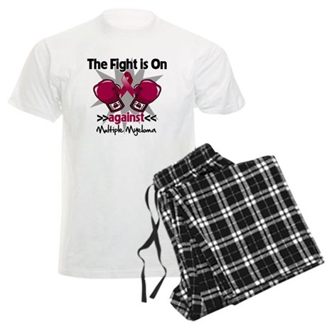 Fight Multiple Myeloma Men's Light Pajamas